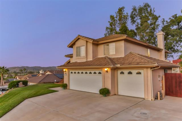 8631 Clifford Heights Road, Santee, CA 92071 (#180056812) :: Heller The Home Seller