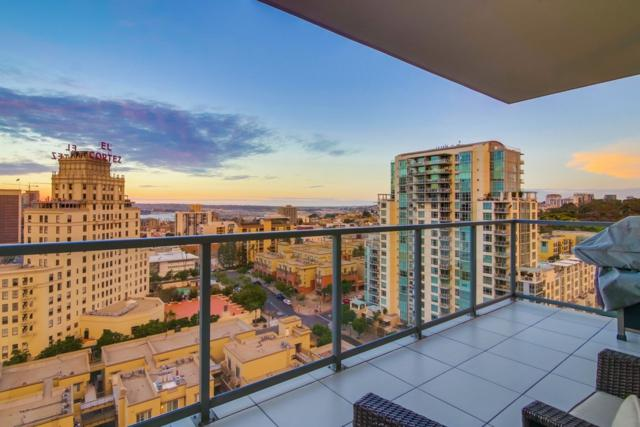 1441 9th Ave #1903, San Diego, CA 92101 (#180056842) :: KRC Realty Services