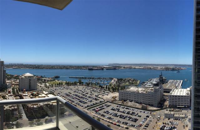 700 W E Street #702, San Diego, CA 92101 (#180056998) :: Douglas Elliman - Ruth Pugh Group