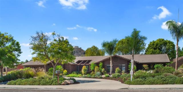1712 La Valhalla Pl, El Cajon, CA 92019 (#180057055) :: KRC Realty Services