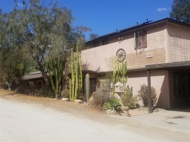 14485 Rios Canyon Rd, El Cajon, CA 92021 (#180057071) :: Heller The Home Seller