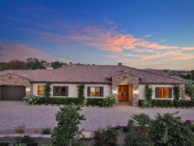 3012 Ridge Creek Dr, Fallbrook, CA 92028 (#180057105) :: Whissel Realty