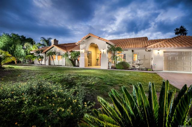 13486 Hilltop Pl, Valley Center, CA 92082 (#180057220) :: Coldwell Banker Residential Brokerage