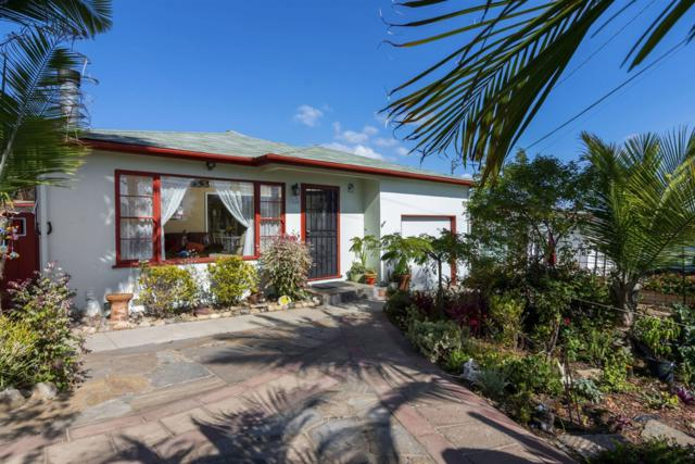 3044 Russell St, San Diego, CA 92106 (#180057240) :: Neuman & Neuman Real Estate Inc.