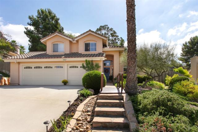 489 Sunridge Drive, Oceanside, CA 92056 (#180057270) :: The Yarbrough Group