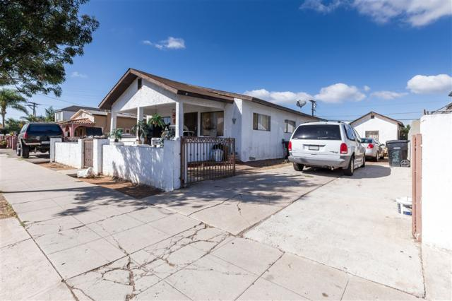2826 Clay Ave, San Diego, CA 92113 (#180057280) :: Coldwell Banker Residential Brokerage
