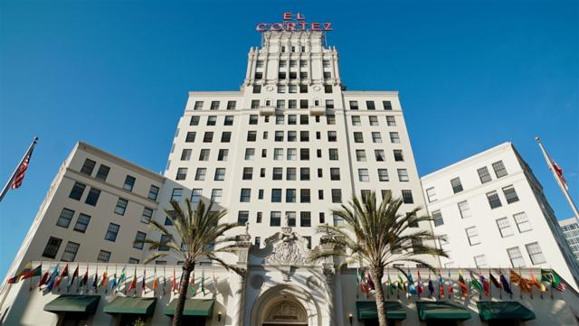 702 Ash Street #1002, San Diego, CA 92101 (#180057299) :: Pugh | Tomasi & Associates