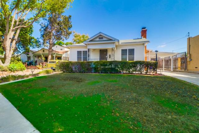 3333 N Mountain View, San Diego, CA 92116 (#180057348) :: KRC Realty Services