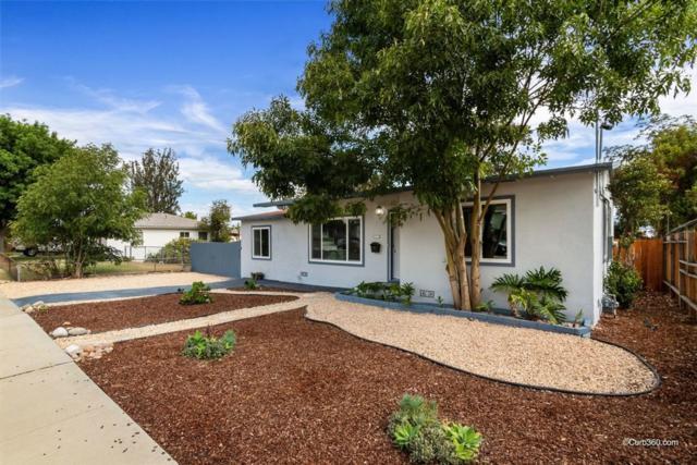 469 El Monte Road, El Cajon, CA 92020 (#180057356) :: The Yarbrough Group
