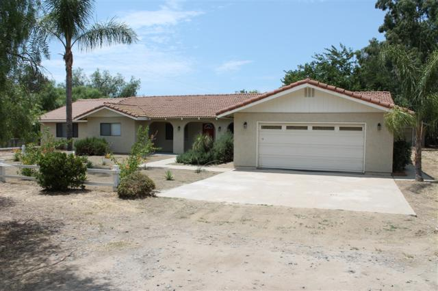 2110 Orange Ave., Ramona, CA 92065 (#180057380) :: Coldwell Banker Residential Brokerage