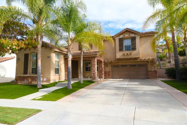 1463 Lost Creek Rd., Chula Vista, CA 91915 (#180057385) :: KRC Realty Services