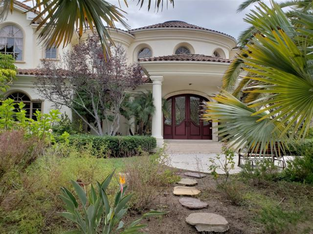 16475 Via Cazadero, Rancho Santa Fe, CA 92067 (#180057480) :: Neuman & Neuman Real Estate Inc.