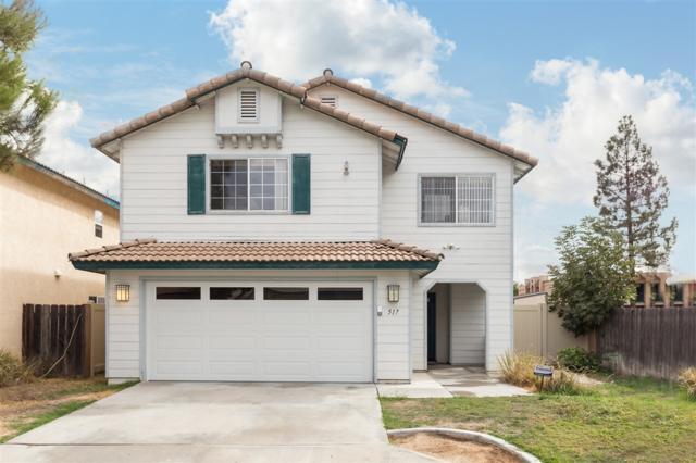 517 Camden Ct, El Cajon, CA 92020 (#180057550) :: Coldwell Banker Residential Brokerage