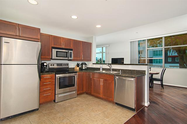 206 Park Blvd #210, San Diego, CA 92101 (#180057595) :: Welcome to San Diego Real Estate