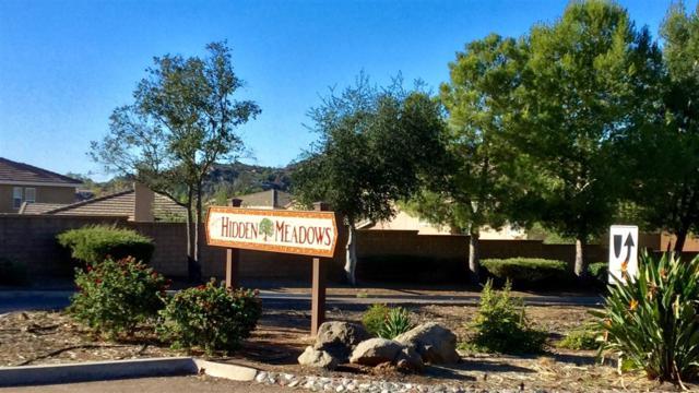 27715 Hidden Meadows Rd #43, Escondido, CA 92026 (#180057621) :: Coldwell Banker Residential Brokerage