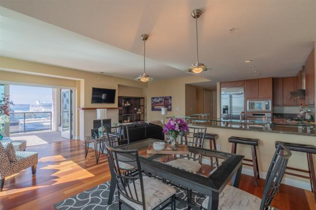 1199 Pacific Highway #705, San Diego, CA 92101 (#180057671) :: Welcome to San Diego Real Estate