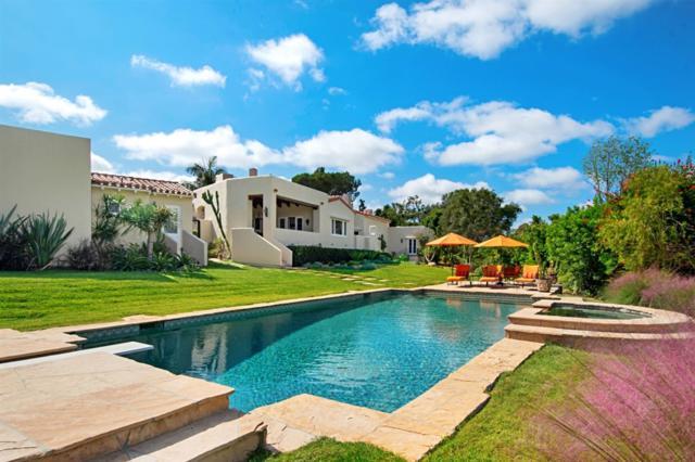 17249 El Mirador, Rancho Santa Fe, CA 92067 (#180057689) :: KRC Realty Services