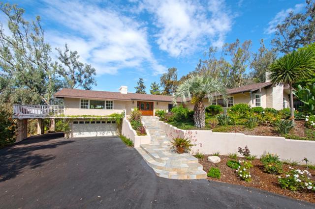 16207 El Camino Real, Rancho Santa Fe, CA 92067 (#180057701) :: KRC Realty Services
