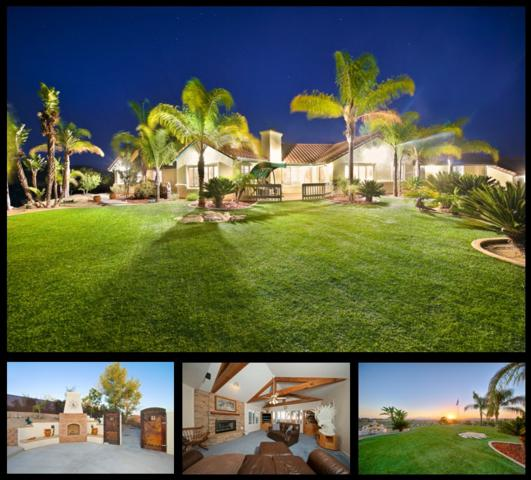 215 F Street, Ramona, CA 92065 (#180057724) :: Coldwell Banker Residential Brokerage