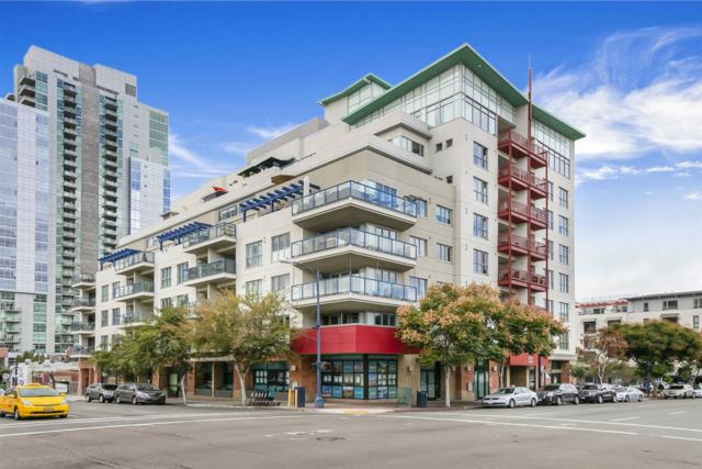 875 G St #604, San Diego, CA 92101 (#180057726) :: Welcome to San Diego Real Estate