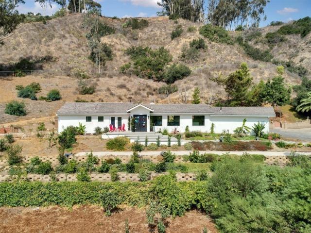 5634 Las Palomas, Rancho Santa Fe, CA 92067 (#180057824) :: KRC Realty Services