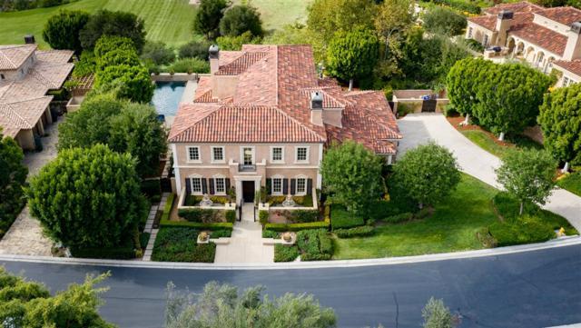 18644 Via Catania, Rancho Santa Fe, CA 92091 (#180057853) :: The Yarbrough Group