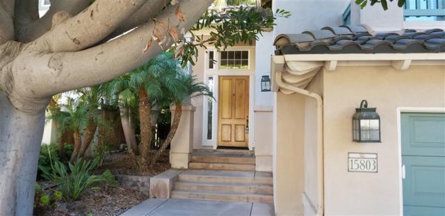 15803 Caminito Cantaras, Del Mar, CA 92014 (#180057942) :: Coldwell Banker Residential Brokerage