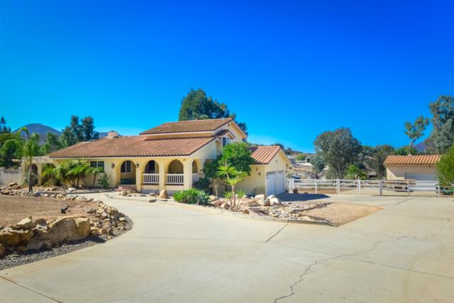 13953 Whispering Meadows Ln, Jamul, CA 91935 (#180058009) :: Neuman & Neuman Real Estate Inc.