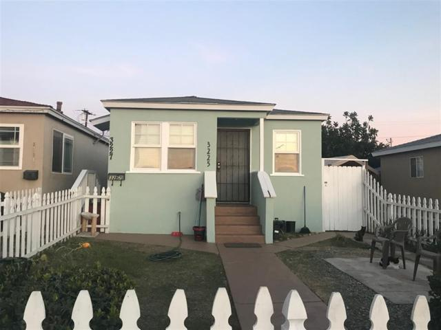 3225 38Th St, San Diego, CA 92105 (#180058026) :: Keller Williams - Triolo Realty Group