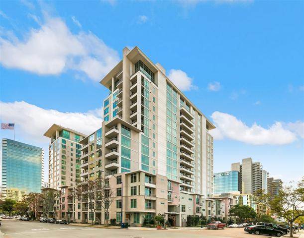 425 W Beech St #401, San Diego, CA 92101 (#180058072) :: Jacobo Realty Group