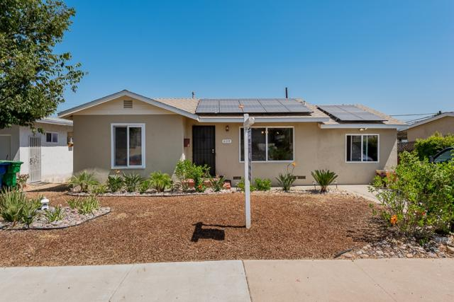 609 Hillsview Rd, El Cajon, CA 92020 (#180058143) :: The Yarbrough Group