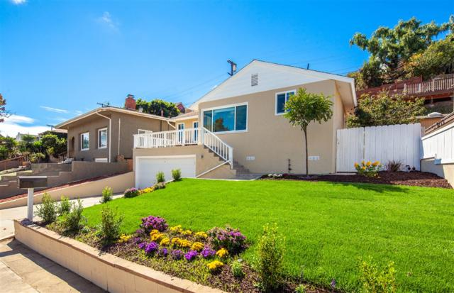 3319 Canon St, San Diego, CA 92106 (#180058231) :: The Yarbrough Group