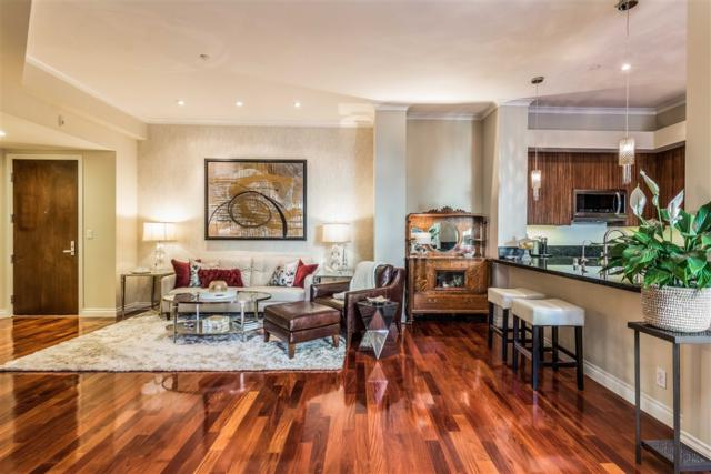 650 Columbia #107, San Diego, CA 92101 (#180058442) :: Whissel Realty