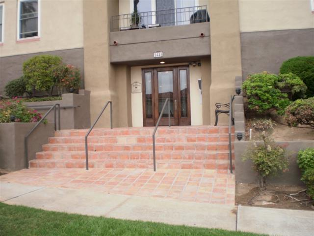 2445 Brant St. #413, San Diego, CA 92101 (#180058456) :: Whissel Realty