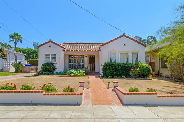 1049 Lincoln Avenue, San Diego, CA 92103 (#180058458) :: Douglas Elliman - Ruth Pugh Group