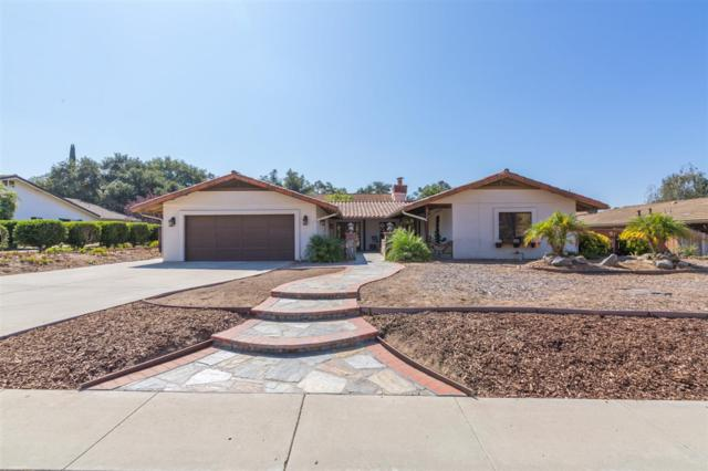 2748 Secret Lake Ln, Fallbrook, CA 92028 (#180058471) :: Keller Williams - Triolo Realty Group