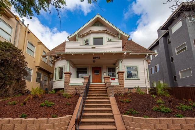 2941 4th Ave, San Diego, CA 92103 (#180058489) :: Coldwell Banker Residential Brokerage