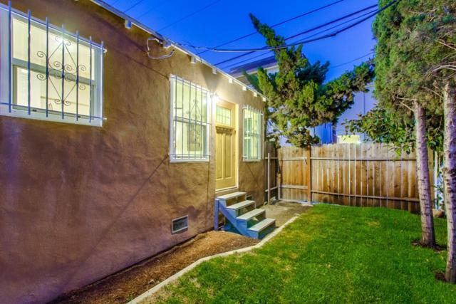 4064 Laverne Pl, San Diego, CA 92104 (#180058516) :: Bob Kelly Team