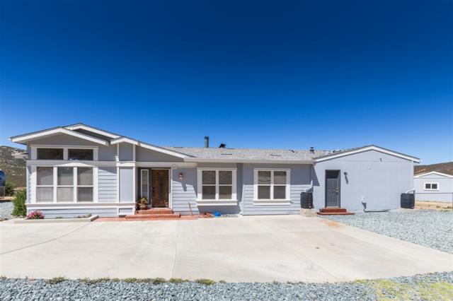 23093 Viejas Grade Rd., Descanso, CA 91916 (#180058563) :: Steele Canyon Realty