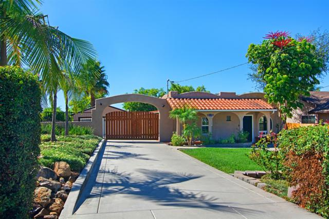 4470 Maple Ave, La Mesa, CA 91941 (#180058574) :: Coldwell Banker Residential Brokerage