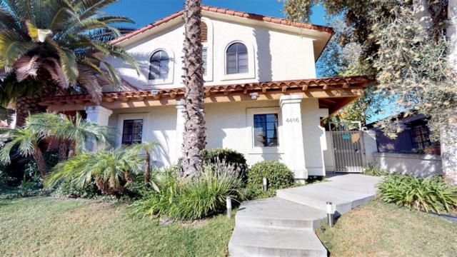 4486 Bancroft St #1, San Diego, CA 92116 (#180058581) :: KRC Realty Services