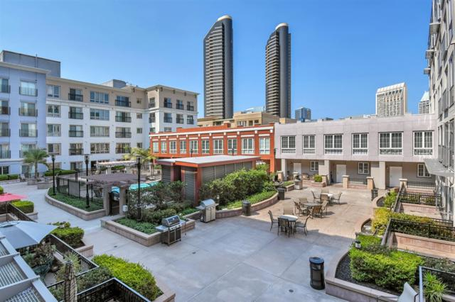 445 Island Avenue #410, San Diego, CA 92101 (#180058636) :: The Yarbrough Group