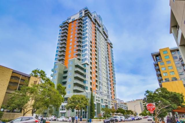 300 W Beech St #505, San Diego, CA 92101 (#180058641) :: The Yarbrough Group