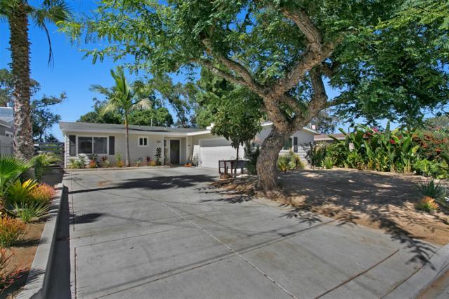 908 Avenida De San Clemente, Encinitas, CA 92024 (#180058718) :: Coldwell Banker Residential Brokerage