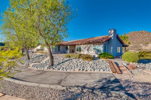 3828 Via Palo Verde Lago, Alpine, CA 91901 (#180058741) :: Ascent Real Estate, Inc.