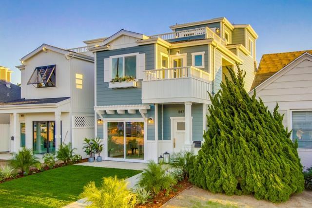 847 Wilbur Ave, San Diego, CA 92109 (#180058753) :: Bob Kelly Team
