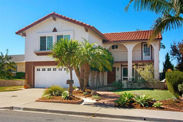 136 Chapalita Dr, Encinitas, CA 92024 (#180058808) :: Coldwell Banker Residential Brokerage