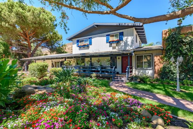 15466 El Monte Rd., Lakeside, CA 92040 (#180058848) :: Heller The Home Seller