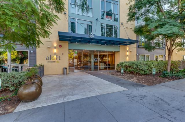 889 Date St #222, San Diego, CA 92101 (#180058922) :: KRC Realty Services