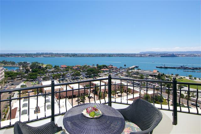 700 W Harbor Dr #1703, San Diego, CA 92101 (#180059044) :: Coldwell Banker Residential Brokerage